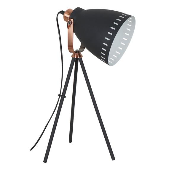 Italux Lampa Stołowa  ML-HN2278-B+RC
