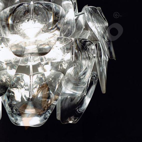 3D MD2091-3 Lampa Wisząca AZZARDO