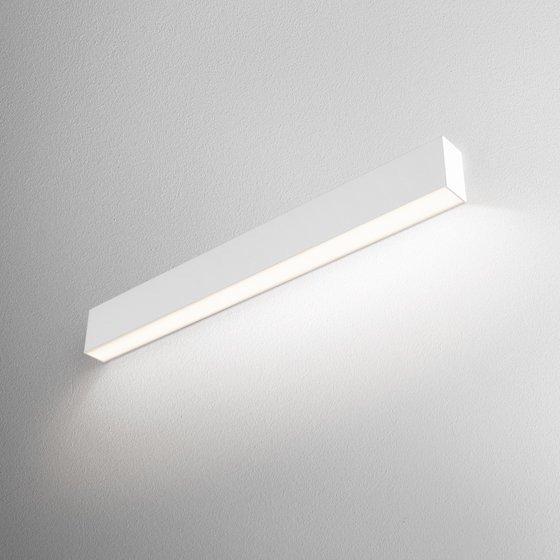 AQForm Rafter 17W 57 cm biały Lampa ścienna