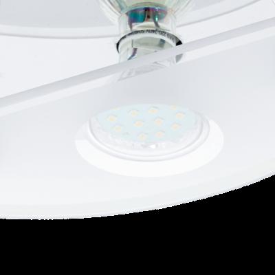 Eglo CABO 1 93085 chromowana lampa sufitowa