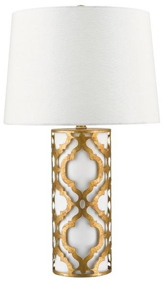 Elstead Lighting Arabella GN/ARABELLA/TL/G Lampa stołowa