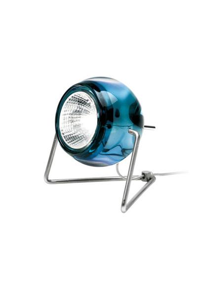 Fabbian BELUGA COLOUR D57 B03 31 blue Lampka