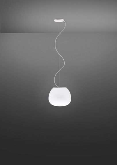 Fabbian LUMI MOCHI F07 A41 01 Lapa wisząca LED