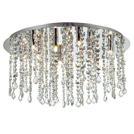 Italux Shiraz  MA05092C-012 Lampa Sufitowa Kryształowa
