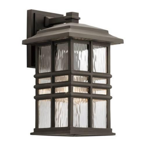 Kinkiet zewnętrzny Elstead Lighting Beacon Square KL-BEACON-SQUARE-M-OZ