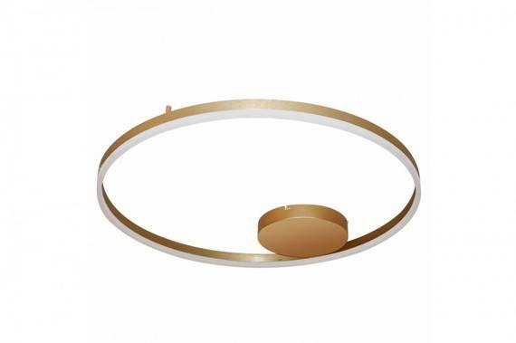 Lampa Sufitowa Złota Azzardo Halo AZ4704