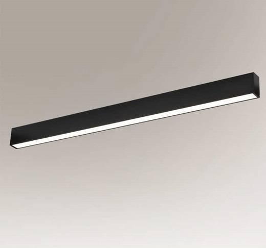 Lampa Wpuszczana LED Shilo Numata 8013 Czarna