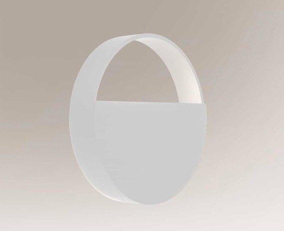 Lampa ścienna Ledowa Shilo Omono 7917 Biały