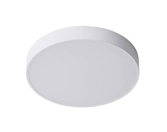 Lampa sufitowa ledowa Italux Orbital 5361-830RC-WH-3 Biały 40 cm
