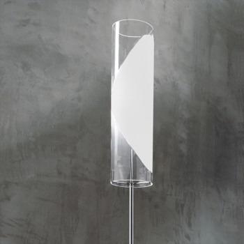 Lampade Italiane CAPOCABANA biała Lampa Podłogowa