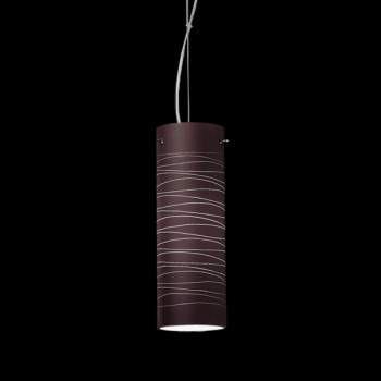 Lampade Italiane ESOTICA 34 cm brązowy zwis