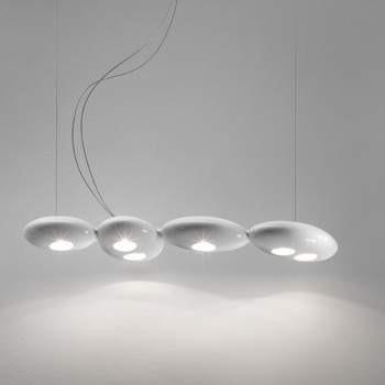 Lampade Italiane STONEHENGE SP 1050/60 Lampa Wisząca biała