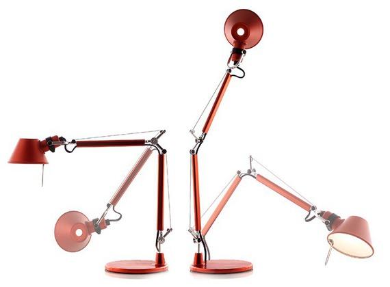 Lampka stołowa ARTEMIDE Tolomeo Micro A011800