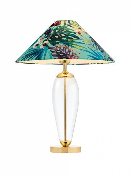 Lampka z motywem botanicznym Feria Kapsa