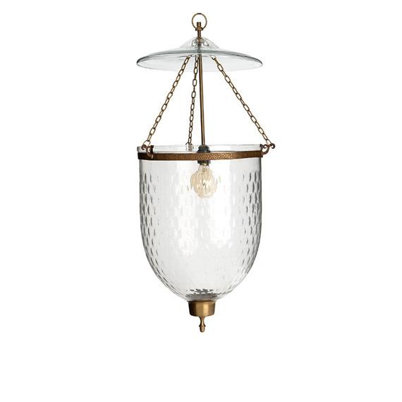 Lantern Bexley S Lampa Wisząca Eichholtz  Antyczny Mosiądz