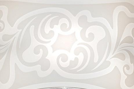 Leucos CHARME PL 50 Lampa Sufitowa biała 50 cm