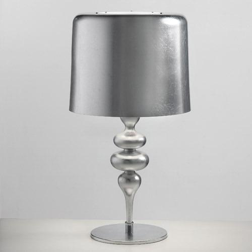 MASIERO Eva TL3+1G Lampa Nocna srebrna