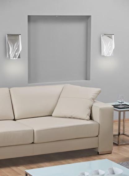 MaxLight Silk Lampa ścienna LED