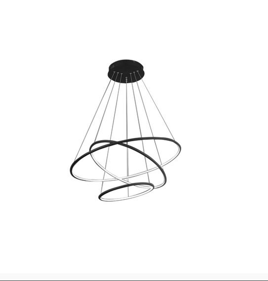 Milagro Orion Black 509 Lampa Sufitowa