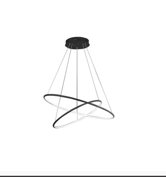 Milagro Orion Black 508 Lampa Sufitowa