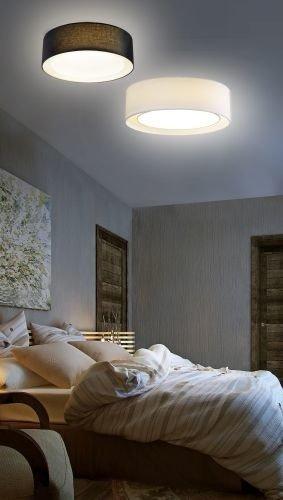 Milo XL Azzardo Oprawa sufitowa biała