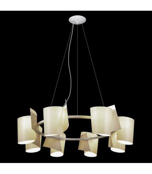 Ramko Papel 67774 H-65 Nowoczesna Lampa wisząca