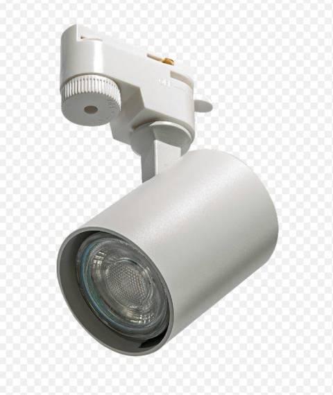 Reflektor szynowy Azzardo Exo Track 1 Fazowy AZ4661 Biały