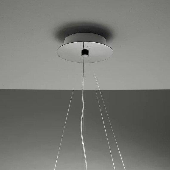 Sforzin Lafra Grande Cromo Lampa Wisząca
