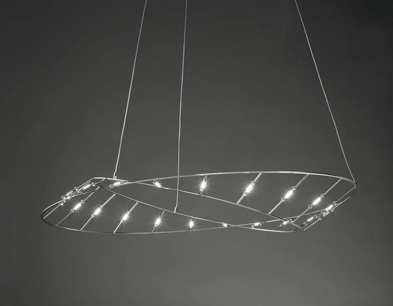 Sforzin Tesa Piccola Cromo Zwis LED