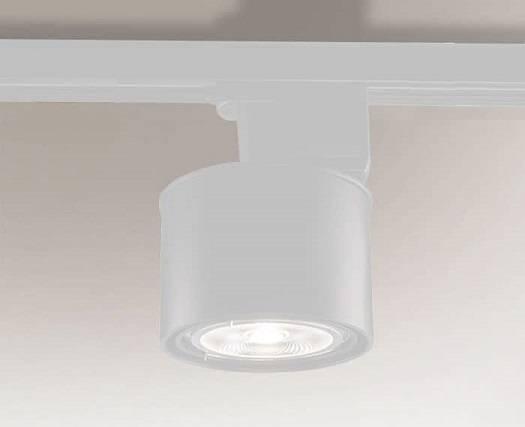 Shilo Miki 6614 Reflektor do szynoprzewodu Biały