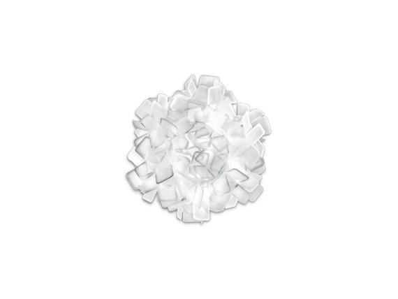 Slamp Clizia Medium biała Lampa Sufitowa