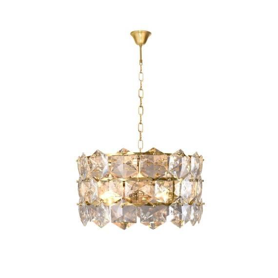 Zwis glamour Milagro Diana ML5990 Złoty